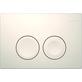 Кнопка для инсталляции для унитаза GEBERIT Delta 115.125.11.1