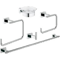 40758001 GROHE Essentials Cube Комплект