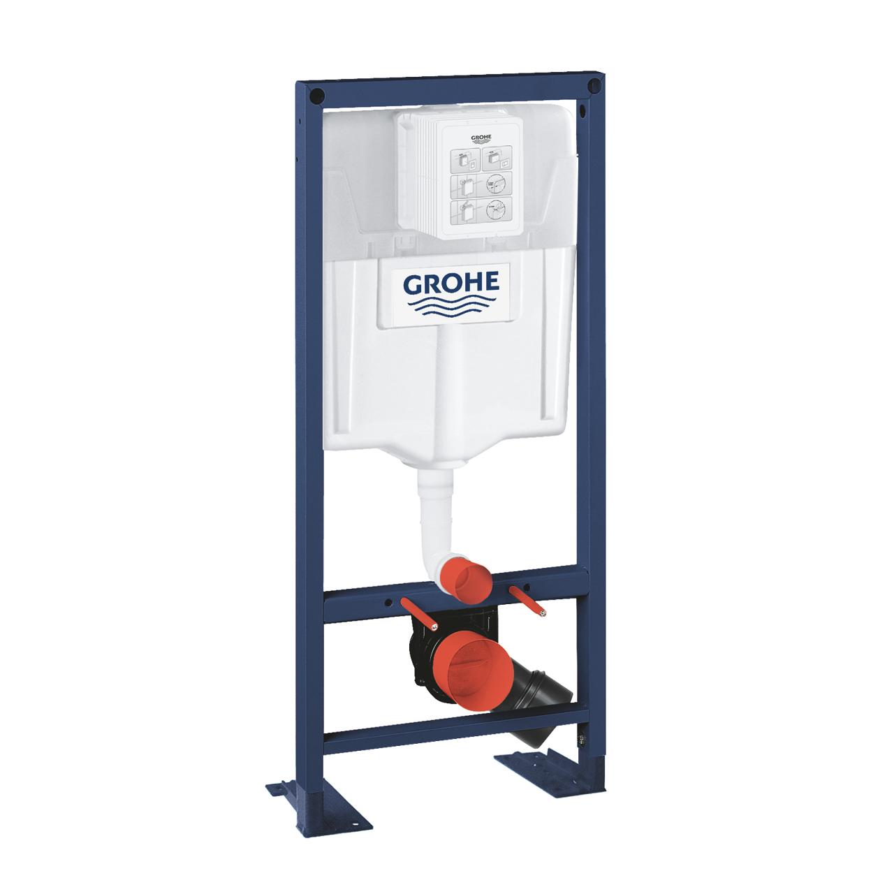 купить GROHE Rapid SL 38584001  (500x1200мм)