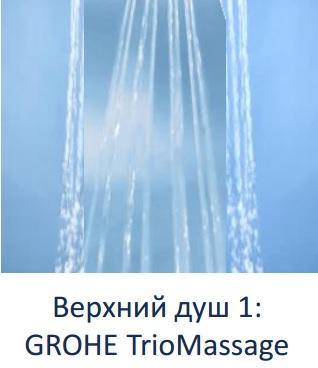 купить GROHE Rainshower 26254000  (361x447мм)