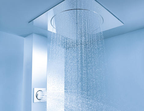 купить GROHE Rainshower F-Series 27467000  (254мм)
