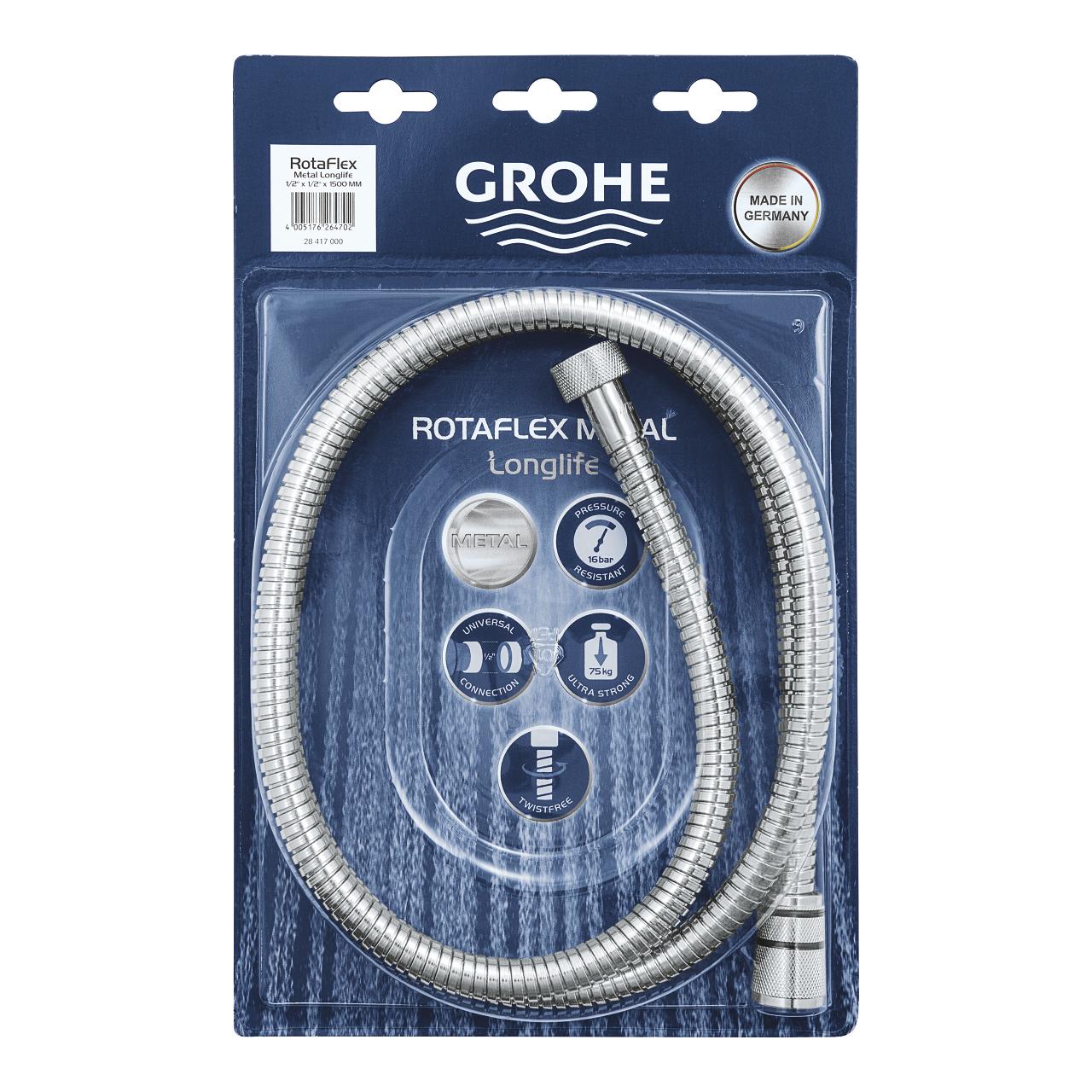 купить GROHE Movario 28417000  (1500мм)