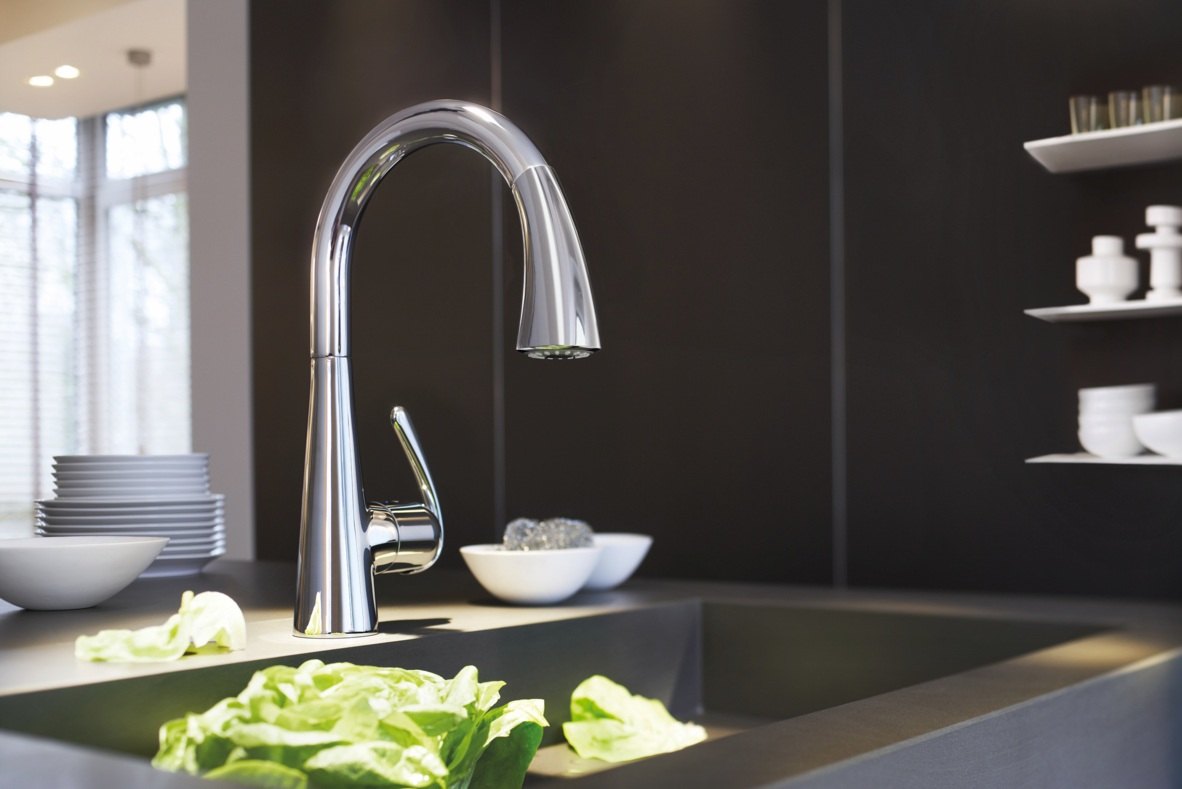grohe ladylux faucet installation manual