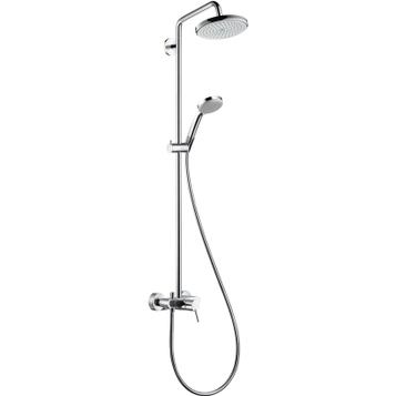 купить HANSGROHE Croma 220 Showerpipe 27222000  (400x220мм)