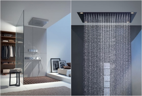 купить HANSGROHE Axor ShowerCollection 10627800  (720мм)