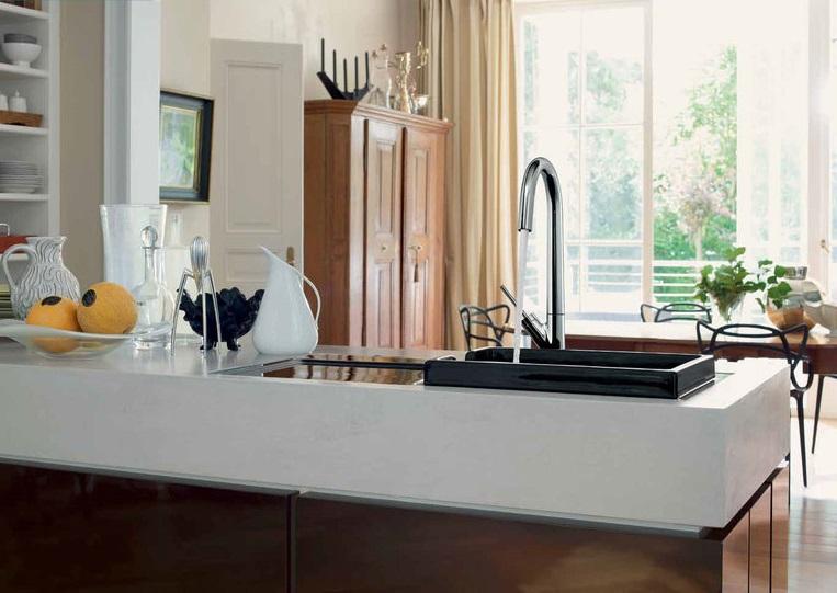 купить HANSGROHE Axor Starck 10822000  (216x300мм)