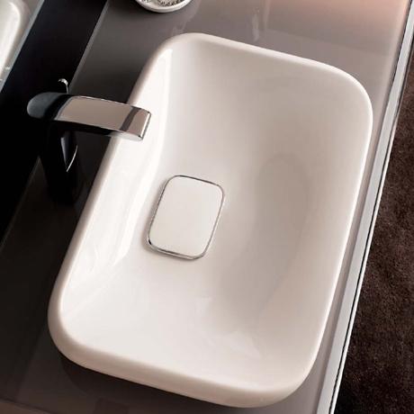 keramag my day 245460000. Black Bedroom Furniture Sets. Home Design Ideas