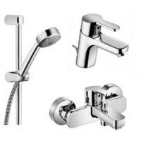 376840575 KLUDI Logo Neo Комплект смесителей с душем
